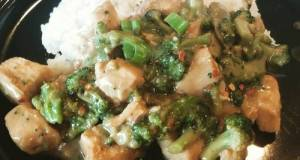 Chicken And Broccoli (pioneer Woman/my Spin)