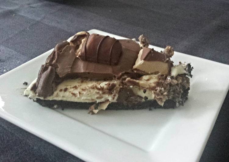 Oreo Milka Kinderbueno Nutella Cheesecake