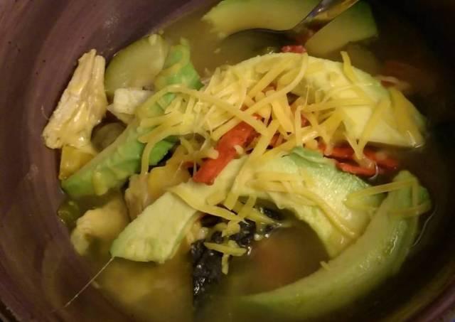 Better Than Life- Chicken Tortilla Soup