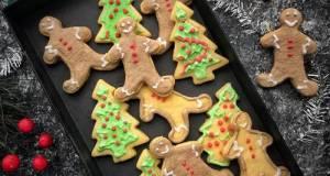 Decorated Cookies For Christmas, Mudah Dan Ekonomis