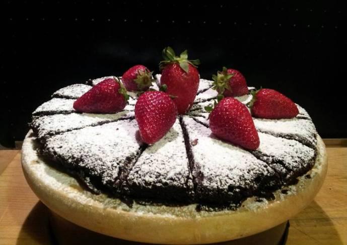 AMIEs Flourless CHOCOLATE Cake
