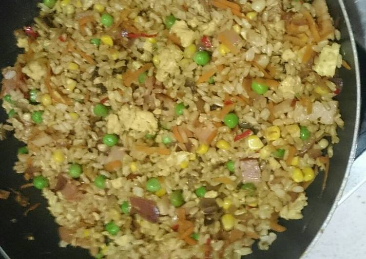 Fried rice my style