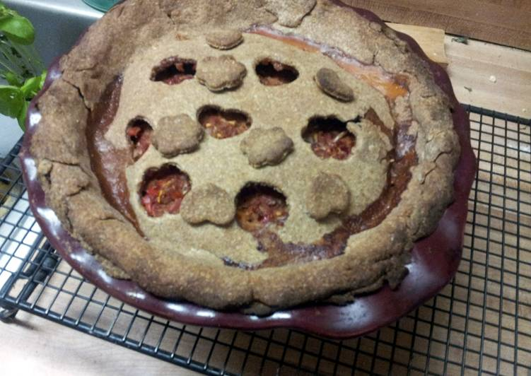 Wizard Pie adapted from The Great American Pie Book by Judith Choate