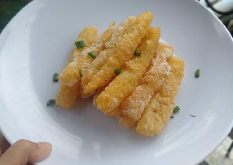 Kentang Cheese Stick