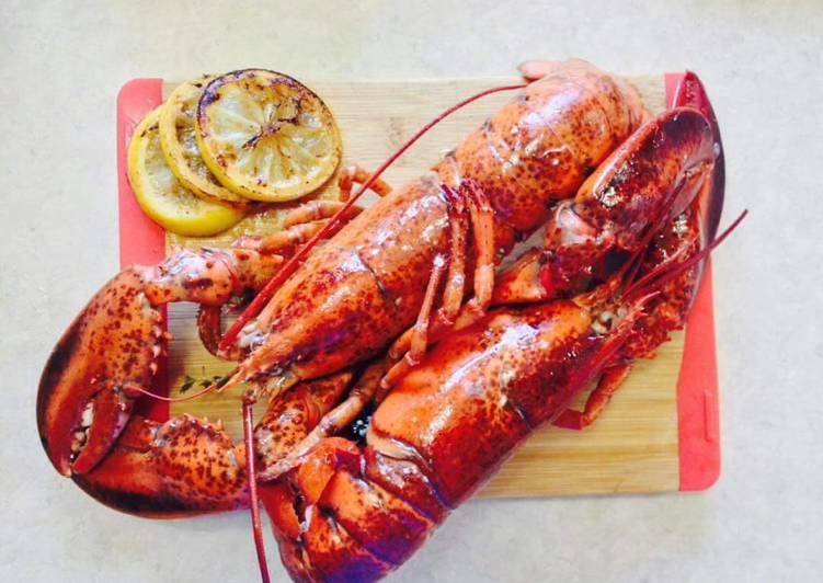 Lobster Neva