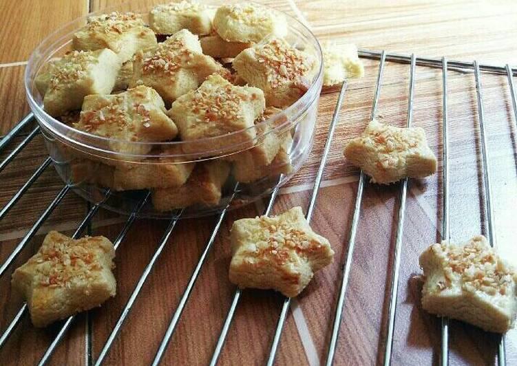 Kukis kelapa / coconut cookies