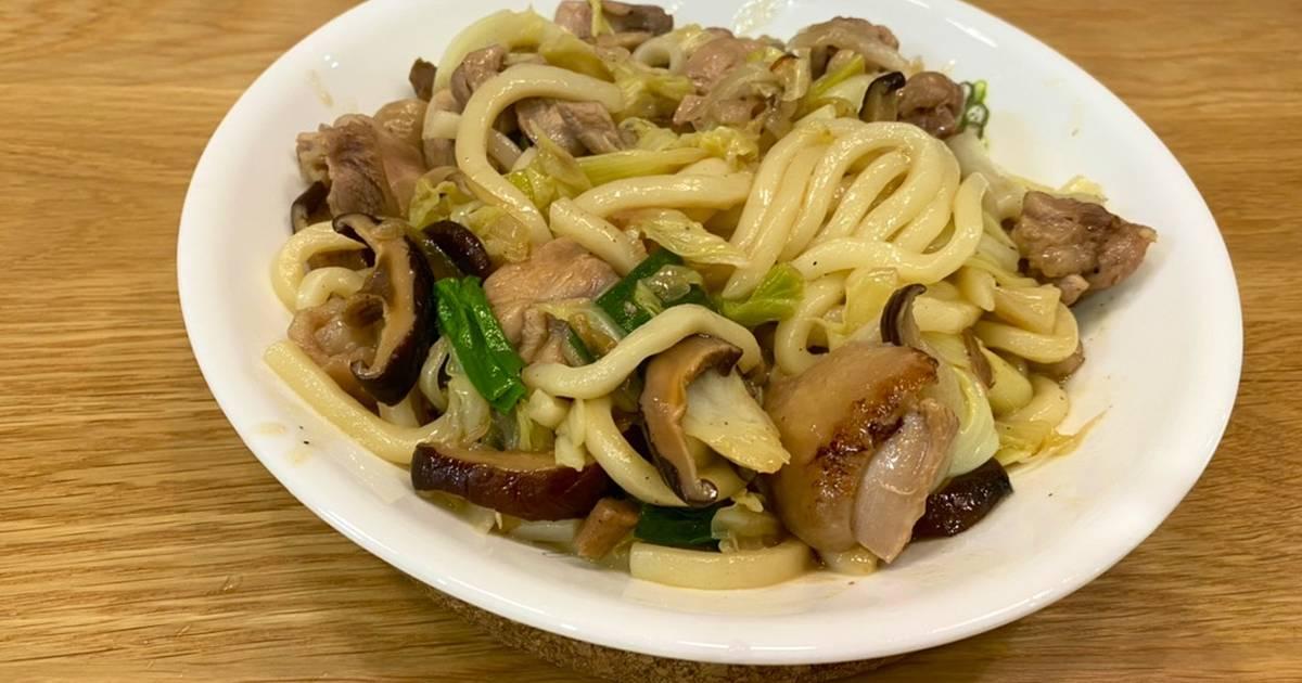炒烏冬 食譜,作法共97個 - 全球最大料理網站 - Cookpad