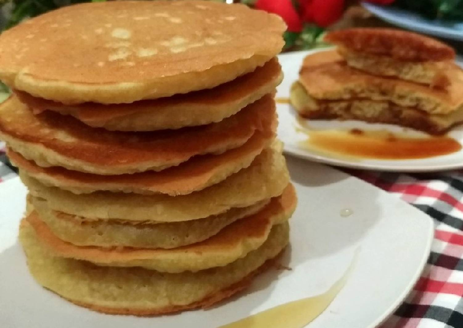 88. Pancake Cheese with Mocca
