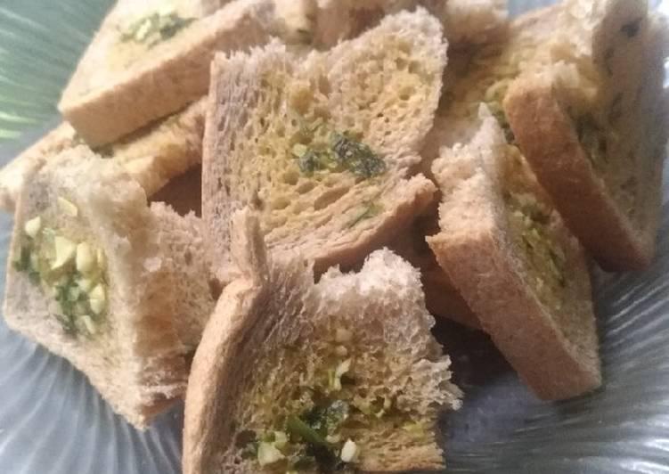 Garlic Bread (Bagelen)