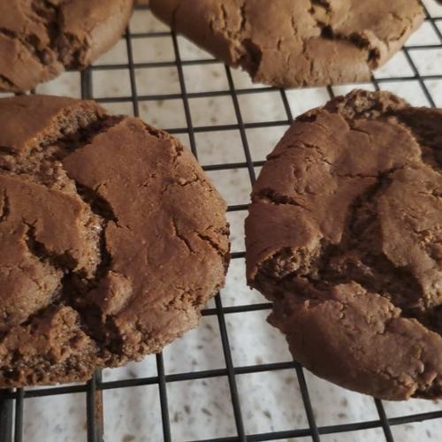 My Nutella Cookies