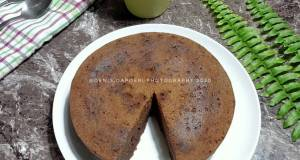 Steamed chocolatos cake