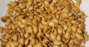 Air Fryer Pumpkin Seeds