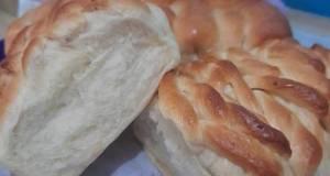 Resep dasar roti panggang/goreng (roti sobek, donat, bomboloni)