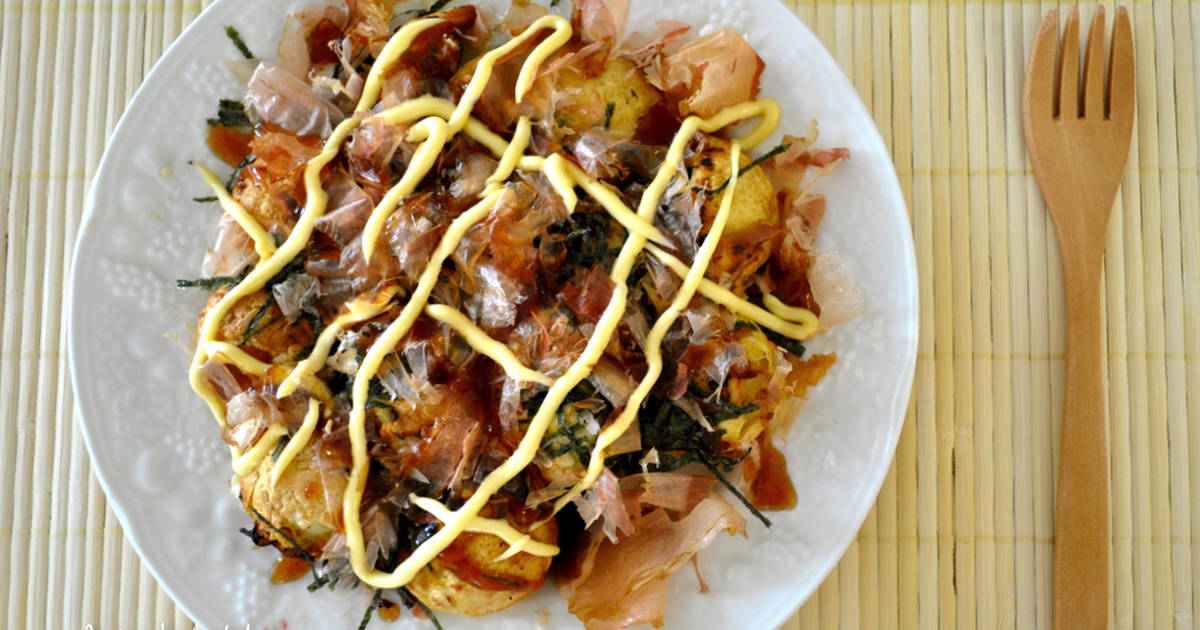 章魚燒 Takoyaki食譜 by 阿桂的灶咖 - Cookpad