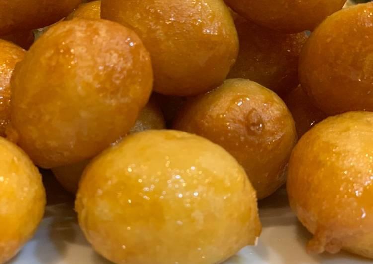 Gaimat (Sweet Dumplings)