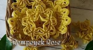 Rempeyek Rose