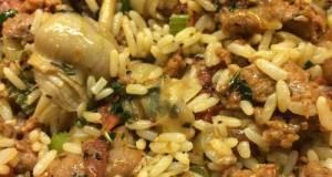 Italian Dirty Rice