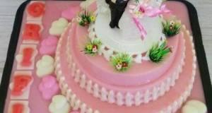 Wedding Pudding
