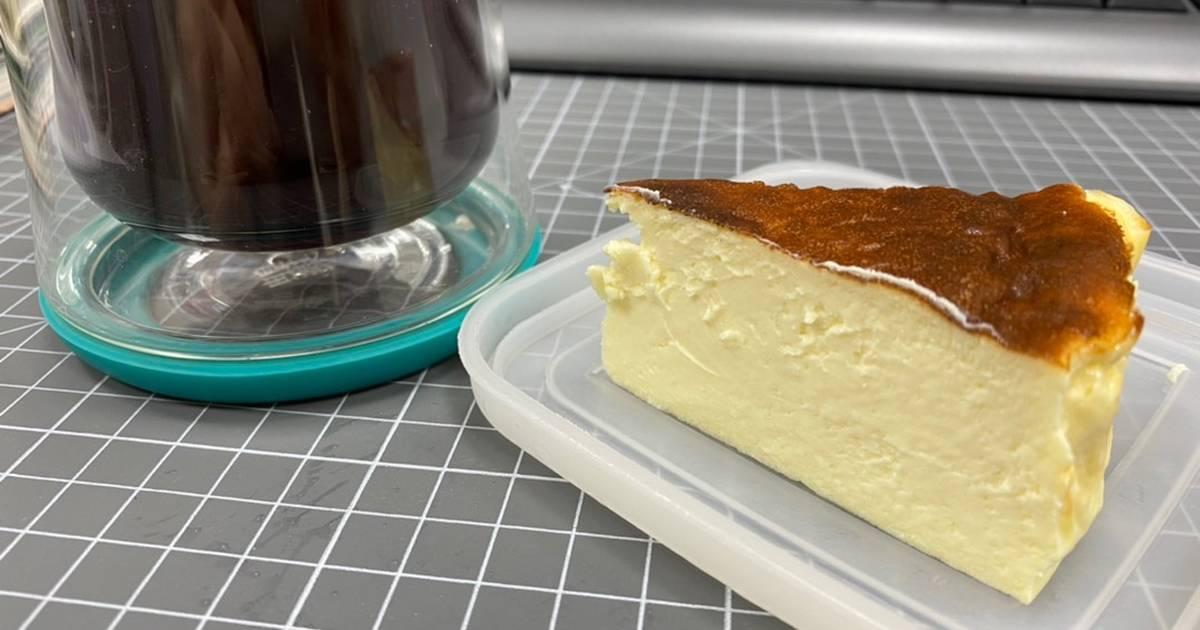 MEI 發表的 巴斯克乳酪蛋糕 食譜 - Cookpad