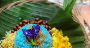 Nasi Lemak Bunga Telang