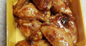 Hot Chiken Wing Ala Fiesta Part 2