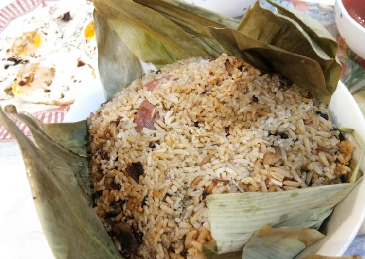 , How to Cook Delicious Chinese Sausage Rice