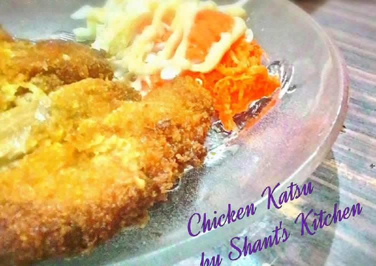 Chicken Katsu Rumahan