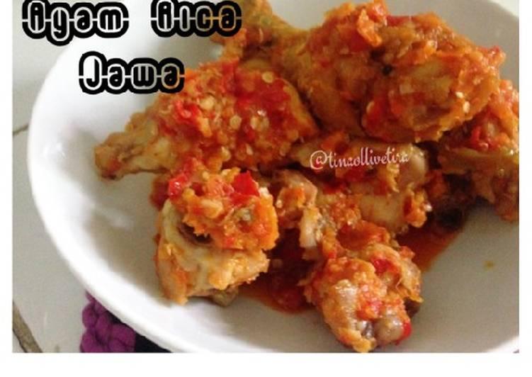 Ayam Rica Jawa