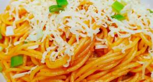 Spaghetti Bumbu Instant