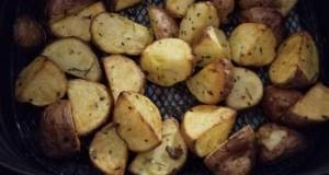 Airfryer Roasted Potatoes