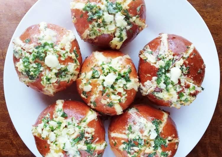 33. Korean Garlic Bun