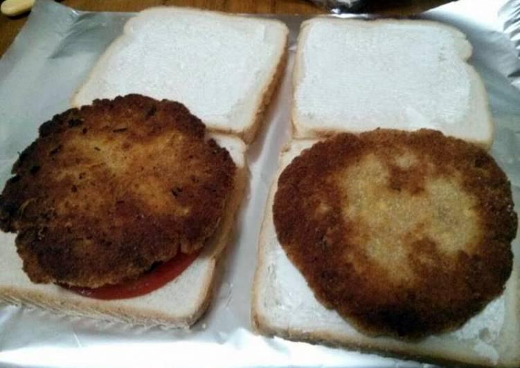 Vegetarian hamburguers