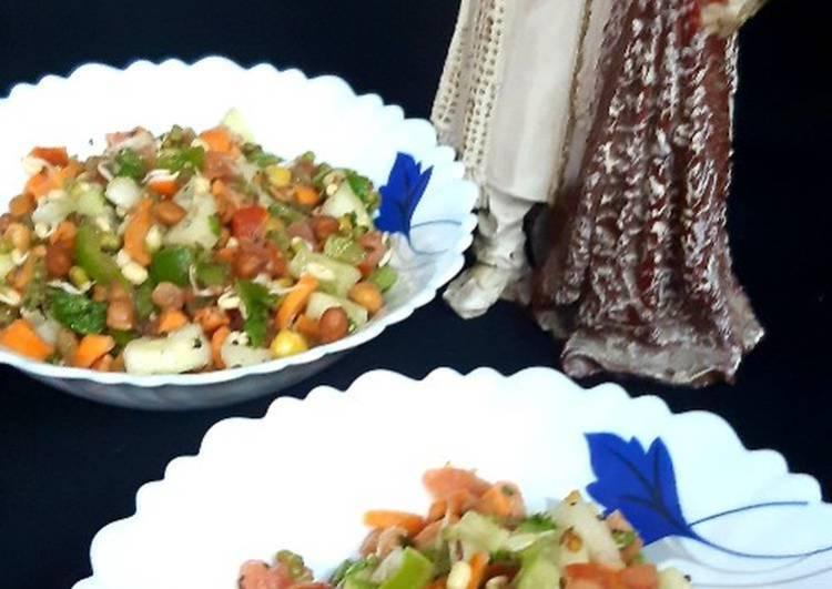 Detox Salad (Full Meal)