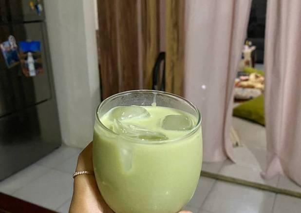 Green Thai Tea Gurih Manisnya Mantap