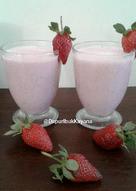 Resep Jus Stroberi : resep, stroberi, Resep, Juice, Stroberi, Sederhana, Rumahan, Cookpad