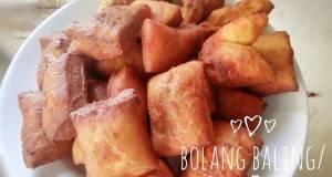 Roti Bantal A.ka Bolang Baling Lembut