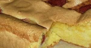 Awesome Almond Flour Sponge Cake (keto)