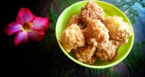 Bola Bola Ayam Keju/Cheese Chicken Ballsmpasi for baby 8m+