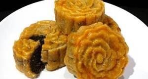 Keto Tong Ciu Pia (Mooncake Update) Sugar & Gluten Free #Ketopad