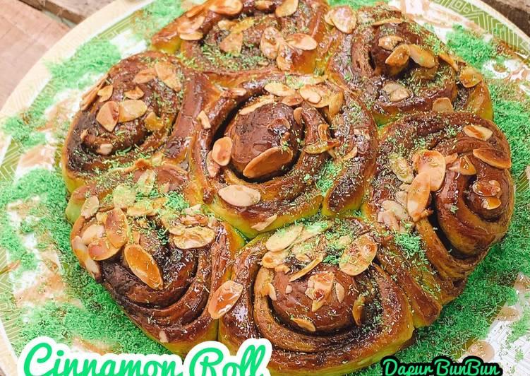 Cinnamon Roll Kelepon