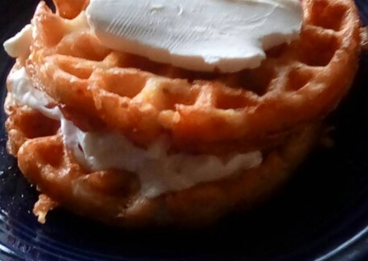 Recipe: Tasty Low Carb Chaffles
