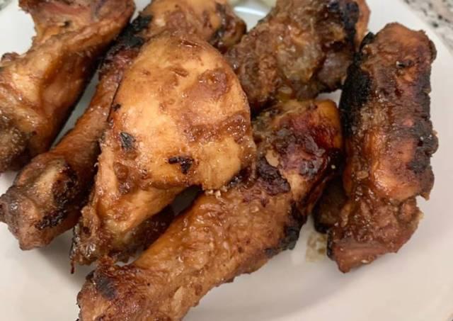 Ayam Tahu Tempe bacem