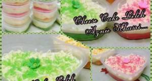 Cheese Cake Leleh
