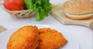 Patty Ayam isi Burger