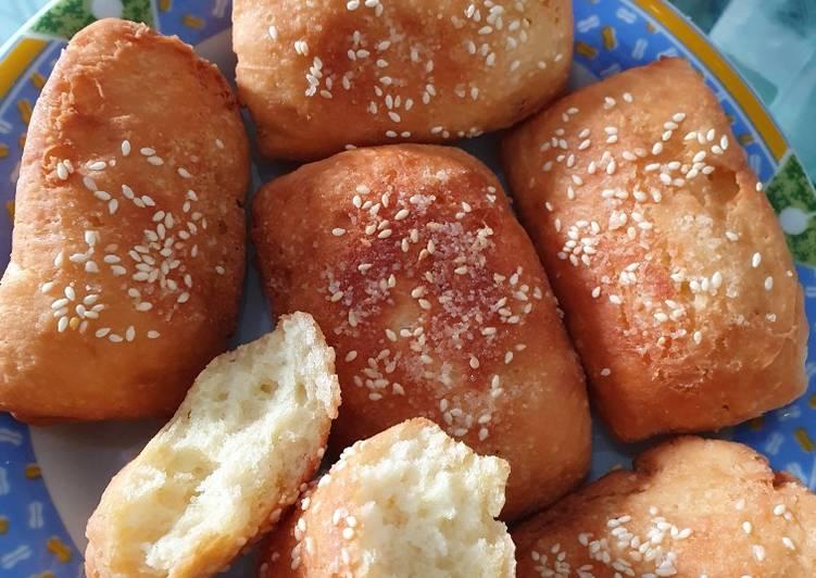 Roti bantal mumer lembut