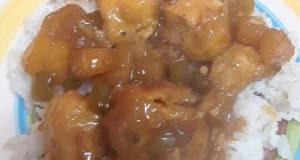 Baked Hawaiian Teriyaki Chicken