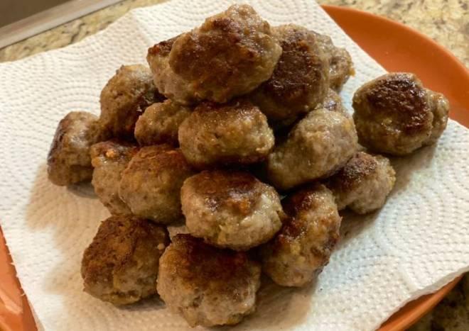 Original Italian Meatballs