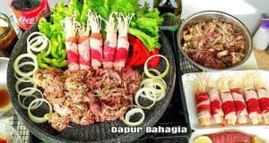 Korean Grill Beef Bulgogi 🥢