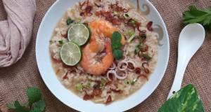 Bubur Nasi Seafood