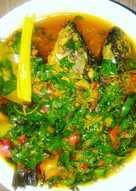 Resep Ikan Mas : resep, Resep, Kuning, Kemangi, Sederhana, Rumahan, Cookpad